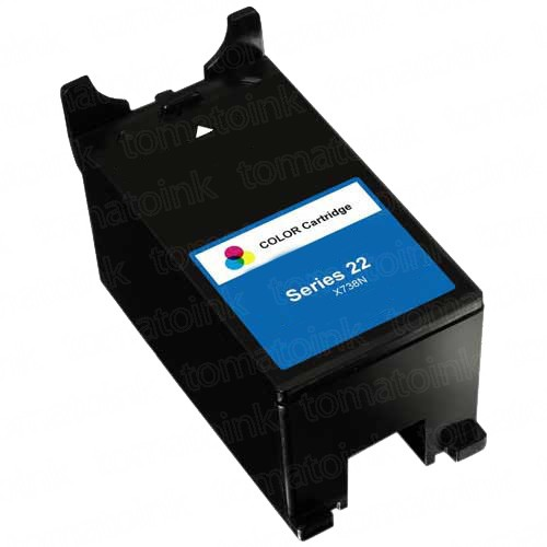 Dell T092N Tri-Color Series 22 Ink Cartridge