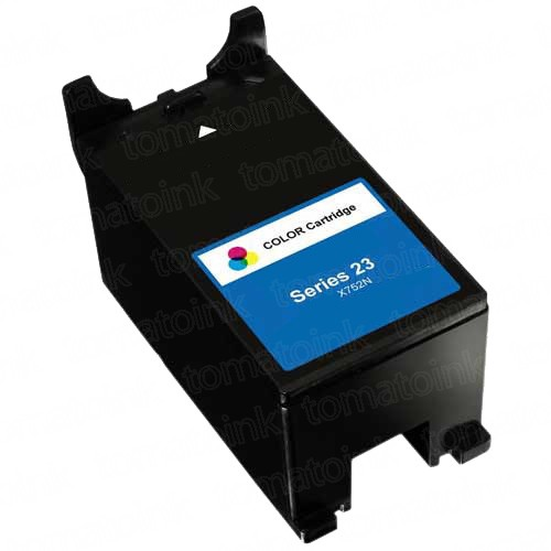 Dell T106N Tri-Color Series 23 Ink Cartridge