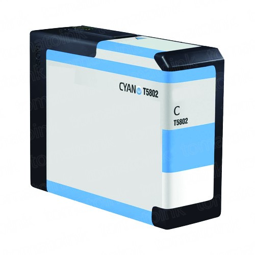 Epson T580200 Cyan Ink Cartridge