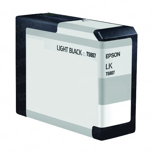 Epson T580700 Light Black Ink Cartridge