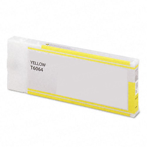 Epson T606400 Yellow Ink Cartridge