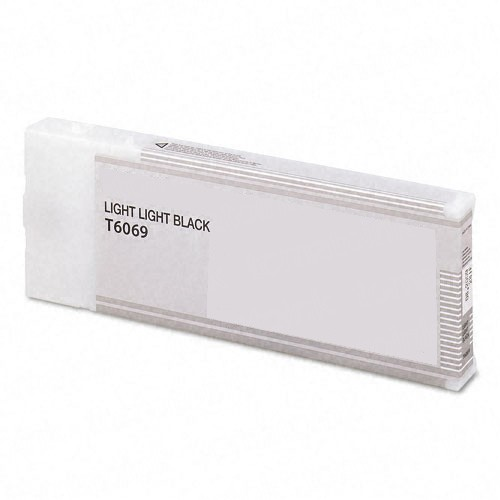 Epson T606900 Light Light Black Ink