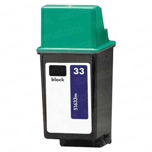 HP 33 51633M Black Ink Cartridge