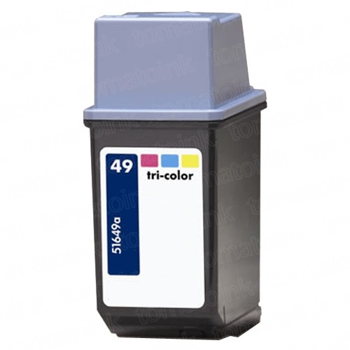 HP 49 51649A Tri-Color Ink cartridge