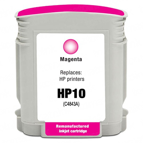 HP 10 C4843A Magenta Ink Cartridge
