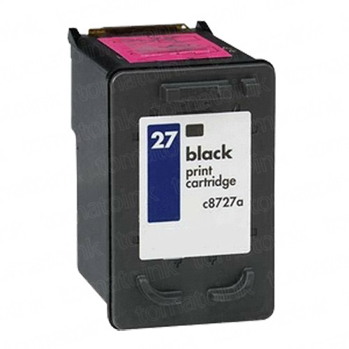 HP 27 C8727AN Black Ink Cartridge