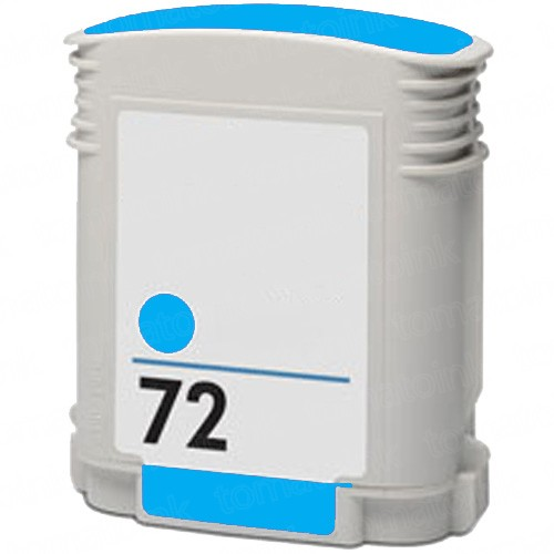 HP 72 C9398A Cyan Ink Cartridge