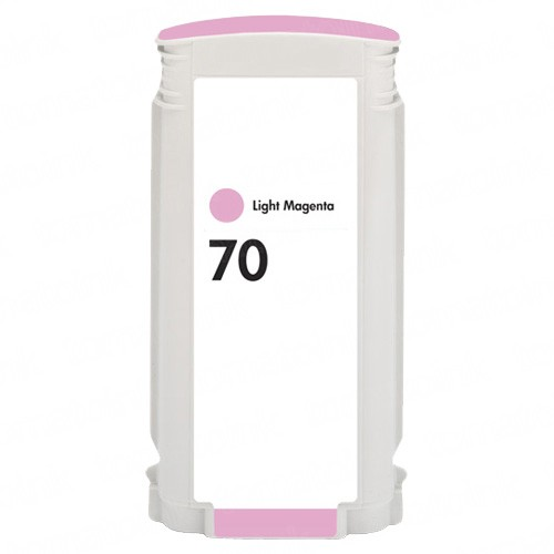 HP 70 C9455A Light Magenta Ink Cartridge
