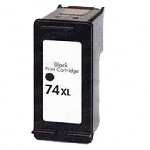 HP 74XL CB336WN High Yield Black Ink Cartirdge