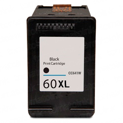 HP 60XL CC641WN High Yield Black Ink Cartridge