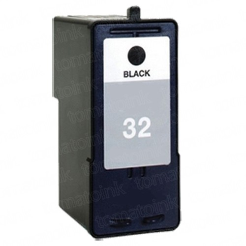 Lexmark 32 / 18C0032 Black Ink Cartridge