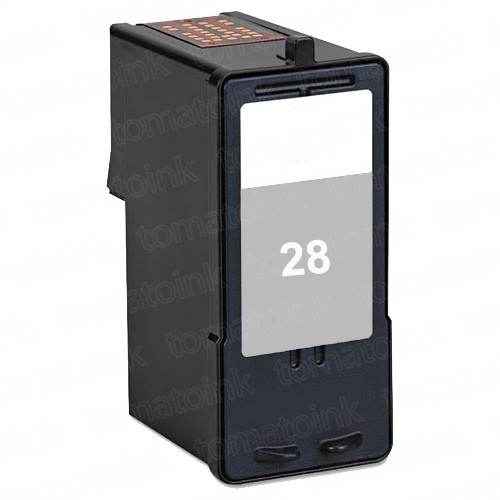 Lexmark 28 / 18C1428 Black Ink Cartridge