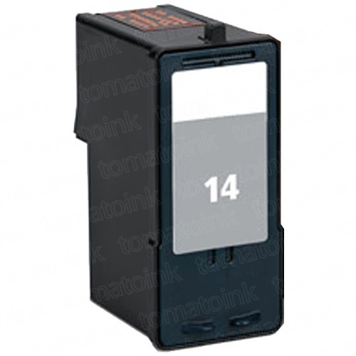 Lexmark 14 / 18C2090 Black Ink Cartridge