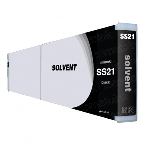 Mimaki SS21BK / SPC-0501K Black Ink Cartridge