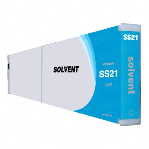 Mimaki SS21C / SPC-0501C Cyan Ink Cartridge