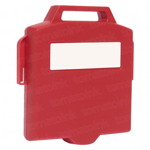 Pitney Bowes 765-3 DM Red Ink Cartridge