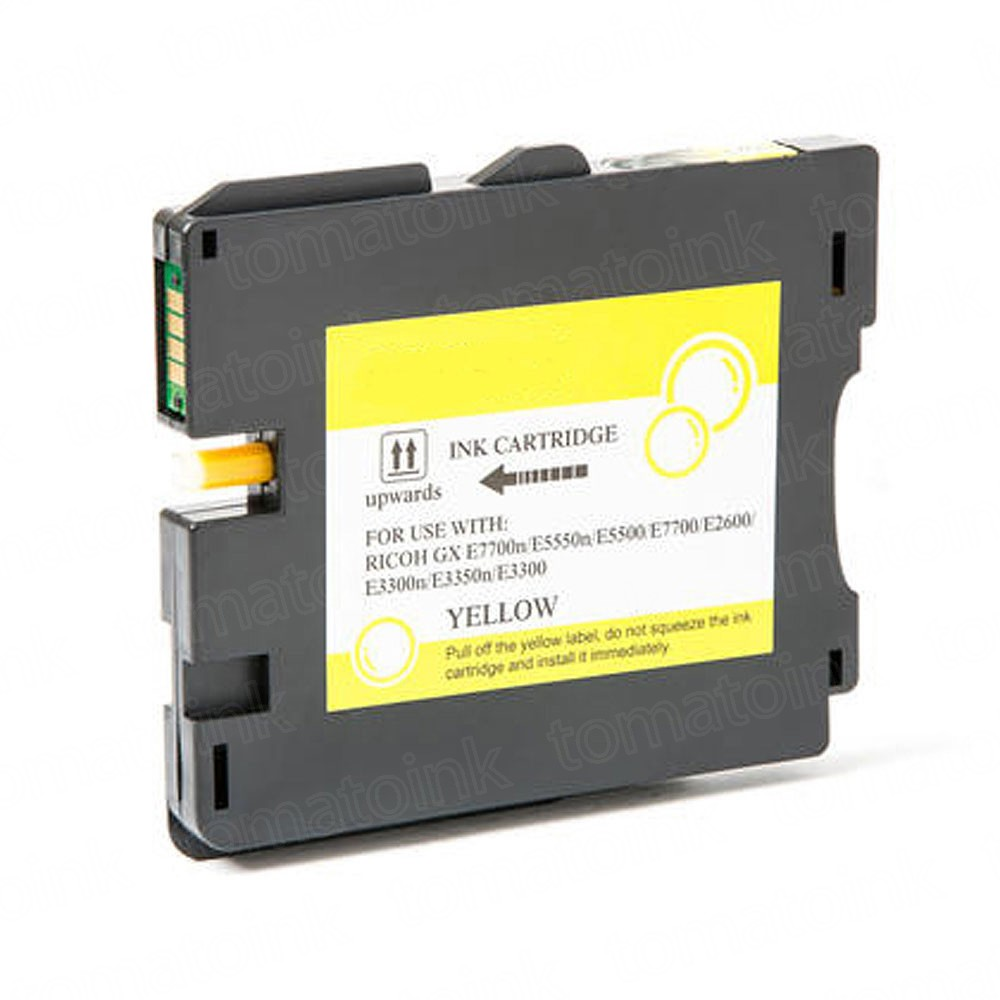 Ricoh GC31Y / 405704 High Yield Yellow Ink Cartridge