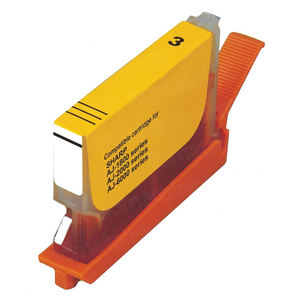 Sharp AJ-T20Y Yellow Ink Cartridge