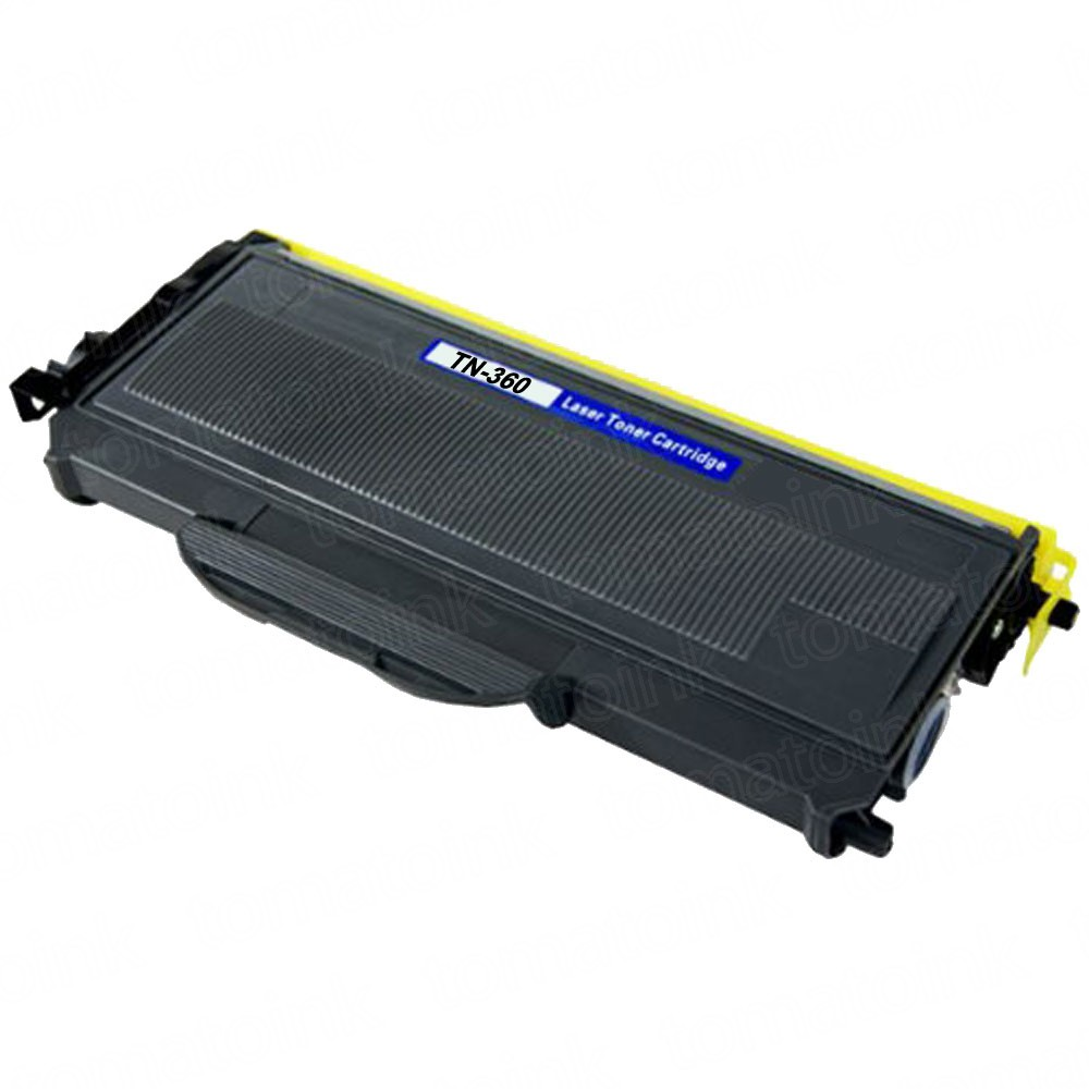 Brother TN360 High Yield Black Toner Cartridge