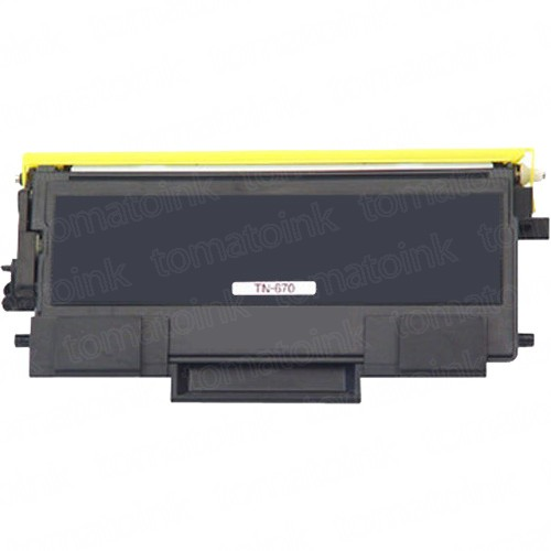 Brother TN670 High Yield Black Laser Toner Cartridge