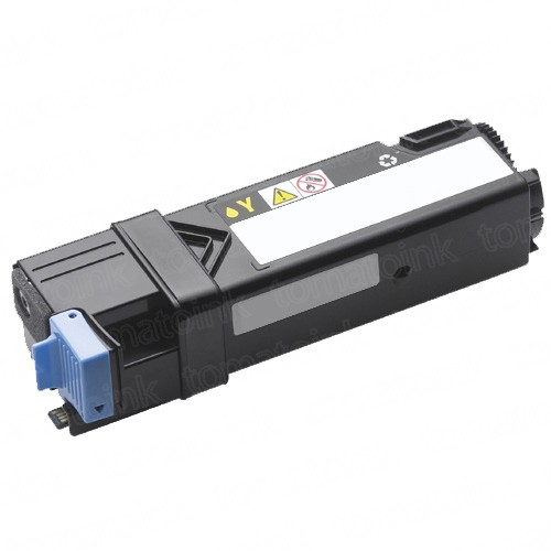 Dell 1320c High Yield Yellow Laser Toner Cartridge