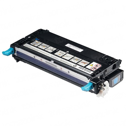 Dell 3110cn High Yield Cyan Laser Toner Cartridge