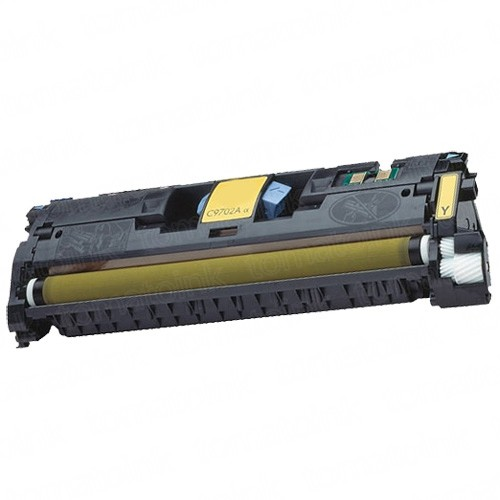 HP 121A C9702A Yellow Laser Toner Cartridge