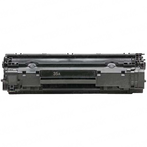 HP 35A Black Laser Toner Cartridge