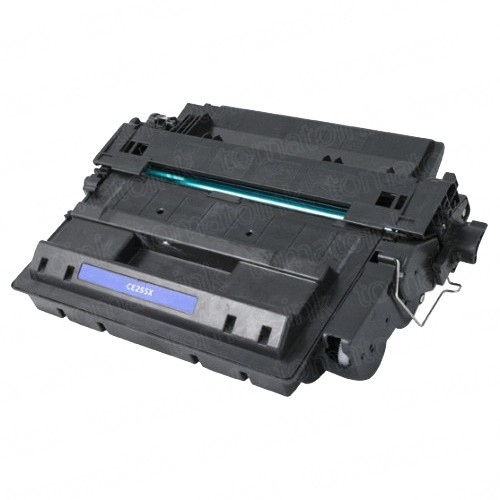 HP CE255X (55X) Black Laser Toner Cartridge
