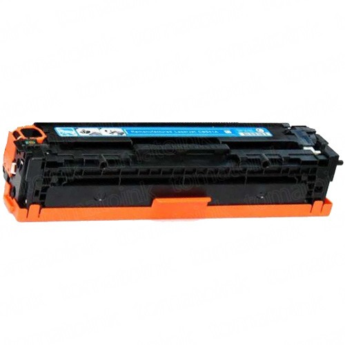 HP CE321A (HP 128A) Cyan Laser Toner Cartridge