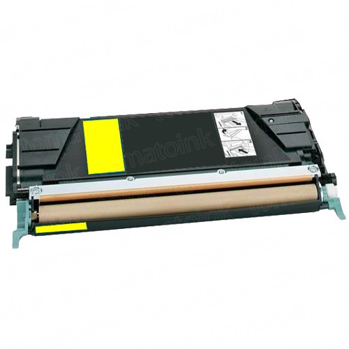 Lexmark C524 High Yield Yellow Laser Toner Cartridge