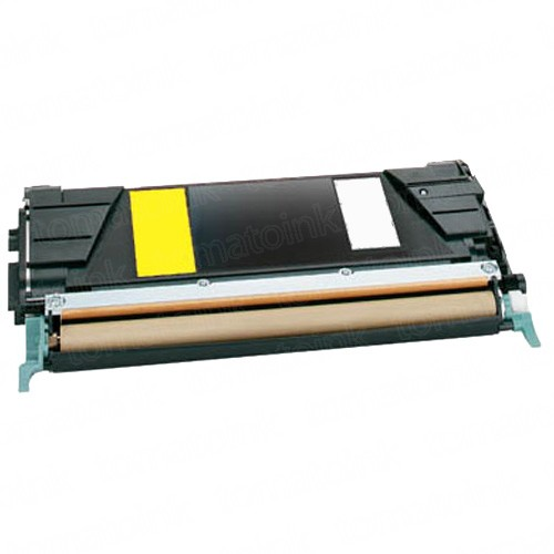 Lexmark C734A1YG Black Laser Toner Cartridge