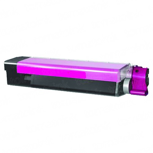 Okidata C5500 High Yield Magenta Laser Toner Cartridge