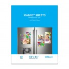 8.5 x 11 Glossy Magnet Sheet