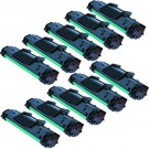Samsung ML-2010D3 (10-pack) Black Toner Cartridges