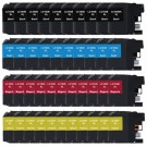 Brother LC103 XL Black & Color 40-pack Ink Cartridges