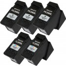 Canon PG-240XL Black & CL-241XL Color 5-pack High Yield Ink Cartridges