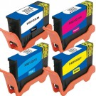 Dell (Series 31) Pack of 4 Ink Cartridges