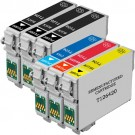 Epson 126 T126 Black & Color 6-pack High Yield Ink Cartridges
