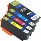 Epson 273XL T273XL Black & Color 4-pack HY Ink Cartridges
