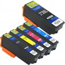 Epson 273XL T273XL Black & Color 5-pack HY Ink Cartridges