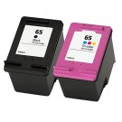 HP 65 Combo Pack 2 Ink Cartridges