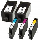 HP 934XL & 935XL Black & Color 5-pack High Yield Ink Cartridges