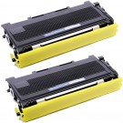 Brother TN350 (2-pack) Black Toner Cartridges