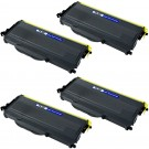 Brother TN360 (4-pack) High Yield Black Toner Cartridges