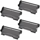 Brother TN450 (4-pack) High Yield Black Toner Cartridges