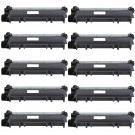 Brother TN660 (10-pack) High Yield Black Toner Cartridges