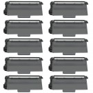 Brother TN750 (10-pack) High Yield Black Toner Cartridges