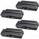 Dell B1260 (4-pack) Black Toner Cartridges