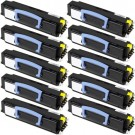 Dell 1720 (10-pack) Black Toner Cartridges